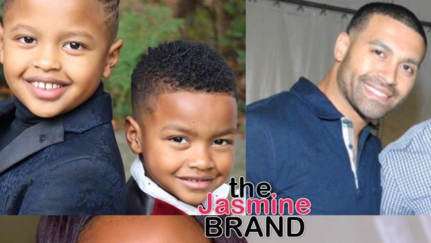 Apollo Nida Seemingly Calls Out Phaedra Parks For Keeping Kids Away From Him: She Can't Keep Us Apart!