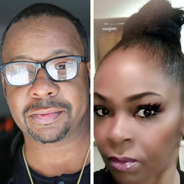 Bobby Brown Says His Sister's Claims That He Was Hit By Is 'Fake News'
