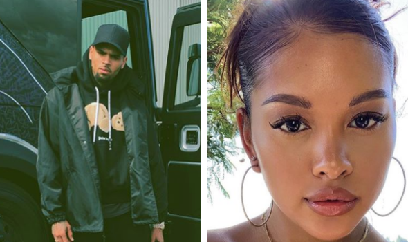 Chris Brown's Girlfriend/Alleged Baby Mama Reacts To People Asking Her To Post New Photos