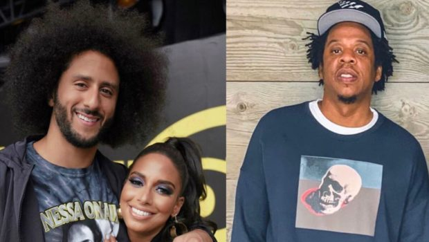 Colin Kaepernick's Girlfriend Nessa Diab Denies Jay Z Spoke To Him About NFL Partnership: This Is A Lie!