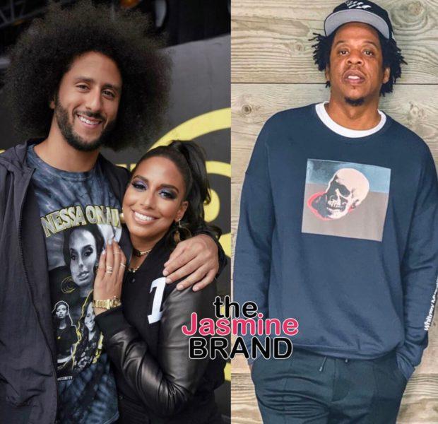 Colin Kaepernick's Girlfriend Nessa Diab Denies Jay Z Spoke To Him About NFL Partnership: This Is A Lie!