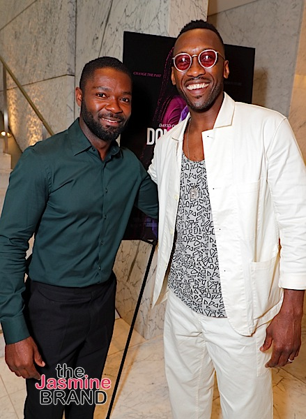 "David Oyelowo, Mahershala Ali, Isis King Attend ICON MANN Screening Of ""Don't Let Go"" [Photos]"