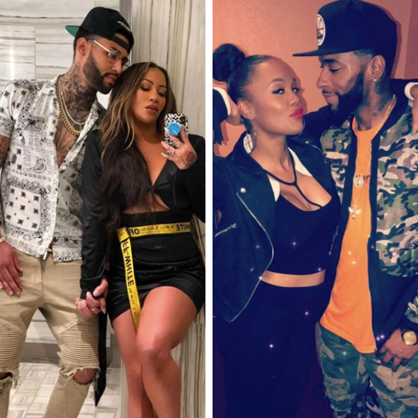 'Marriage Boot Camp' – Fight Breaks Out Between Couples Hazel E & Boyfriend And Shanda Denyce & Willie Taylor