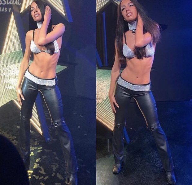 Aaliyah's Estate Asks Fans To Respect Her Wax Figure