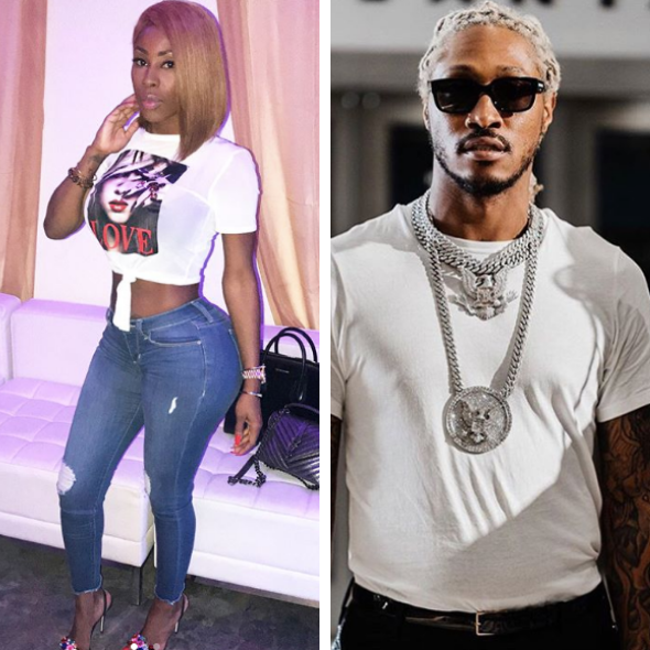 Future's Baby Mama Denies Reports Of A Gag Order Against Her