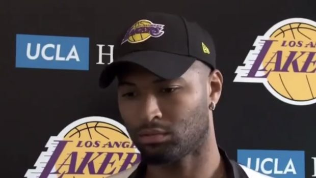 Lakers Star DeMarcus Cousins Suffers Torn ACL Injury