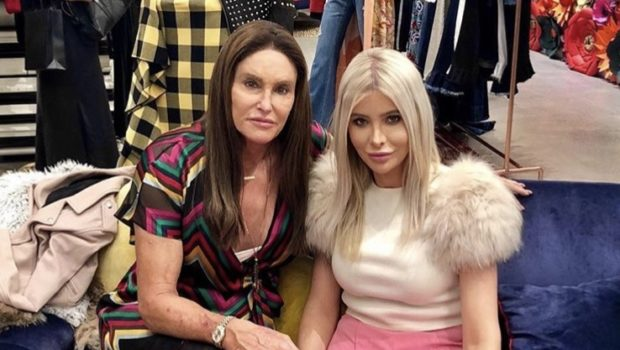 Caitlyn Jenner, 69, & Partner Sophia Hutchens, 22, Reportedly Looking For Surrogate To Carry Their Baby