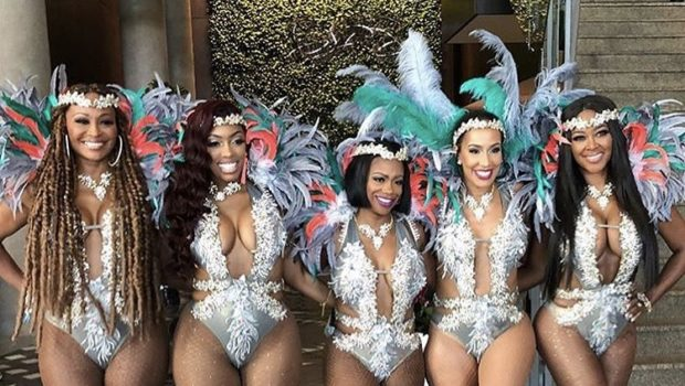 Real Housewives of Atlanta Cast Takes Toronto Caribana! [PHOTOS]