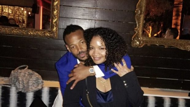Marlon Wayans Pens Message To His Child's Mother: Always My Baby
