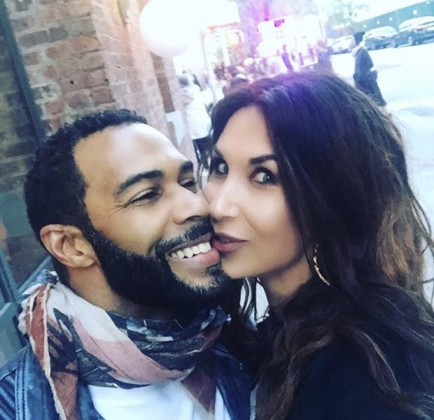 "Omari Hardwick Says His ""Power"" Role Is A Result of His Wife's Prayers"