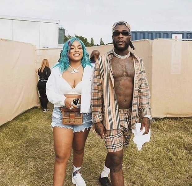 "Stefflon Don Slams Rumors That Burna Boy Cheated On Her With His Ex: ""That's Old!"""