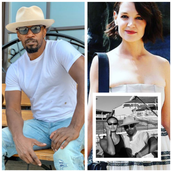 Jamie Foxx – Katie Holmes Allegedly Ended 6 Year Relationship With Actor/Singer, He's Dating Model Sela Vave
