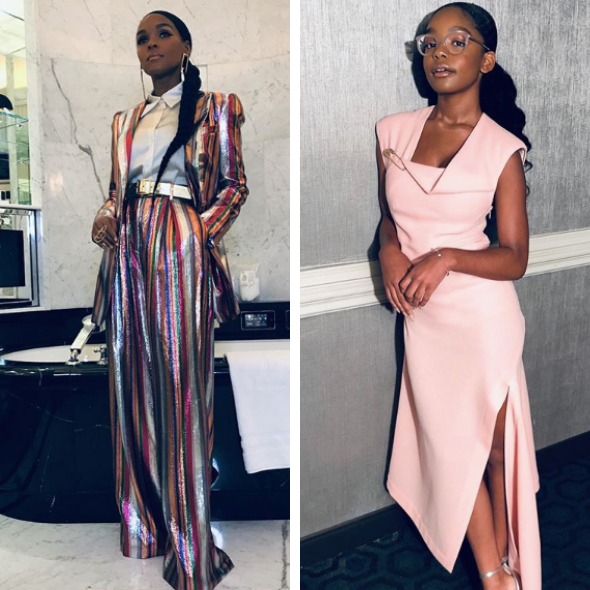 "Singer Janelle Monae & ""Black-Ish"" Actress Marsai Martin Are Cousins"