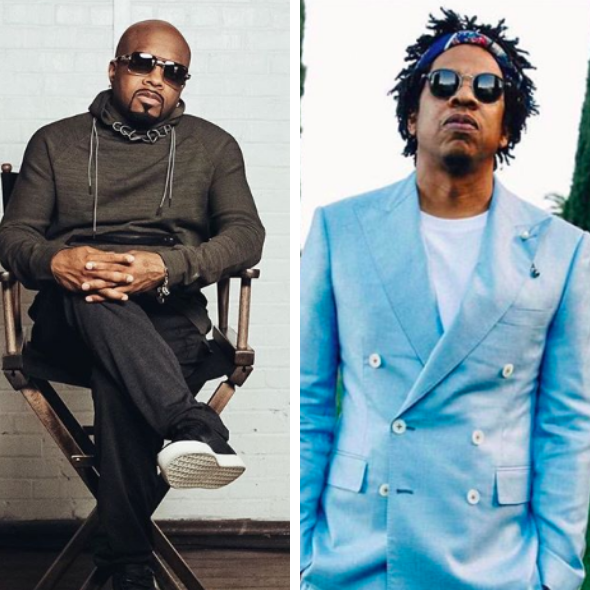 Jermaine Dupri: Jay-Z NEVER Told Me Not To Take An NFL Deal