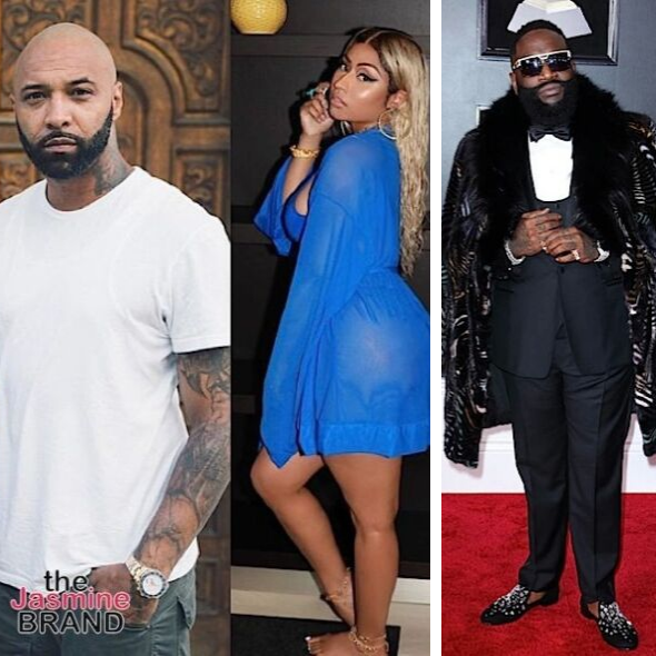 Nicki Minaj Makes Peace W/ Joe Budden, But Tells Rick Ross 'Sit Your Fat A** Down' + Social Media Criticizes Minaj