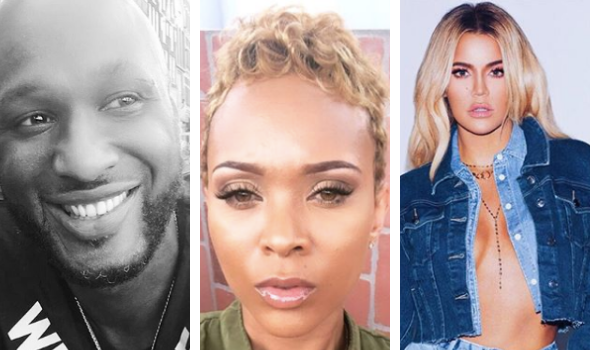 Lamar Odom Denies Shading Khloe Kardashian While Complimenting Black Women, New Girlfriend Defends Him 'Lamar Is Finally Happy & Woke'