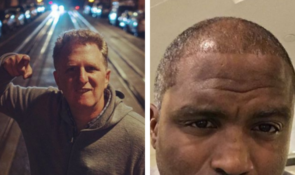Michael Rapaport & Retired NBA Star Cuttino Mobley Have Super Awkward Exchange 'Get Off Me Man!' [VIDEO]