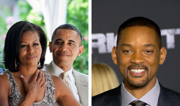 Obama's Production Company Lost Project Starring Will Smith