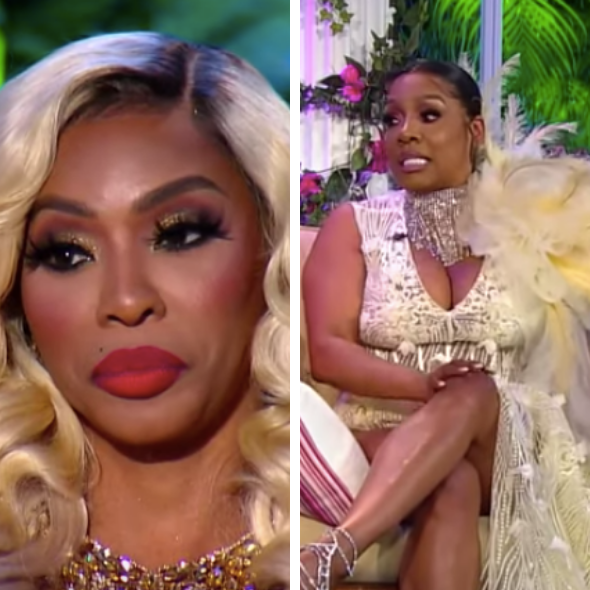 EXCLUSIVE: Love & Hip Hop's Pooh Confirms She's Taking Legal Action Against Karen King Over Physical Altercation During Reunion: Karen Just Wanted To Secure Her Spot For Next Season!
