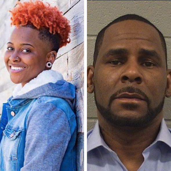 R. Kelly's Ex-Girlfriend Dominique Gardner Is Reportedly Pregnant