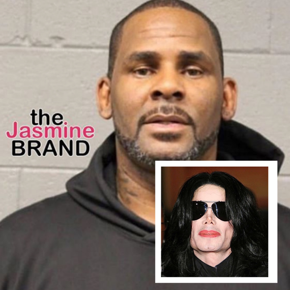 R. Kelly Trying To Get Money To Hire Michael Jackson's Lawyer