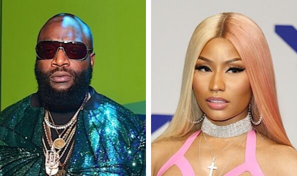Rick Ross Talks Being Single, Responds To Nicki Minaj Telling Him To Sit His Fat A** Down