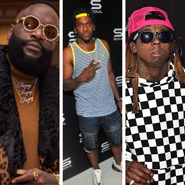 Rick Ross Explains Why He Cut Pusha T's Verse From 'Maybach Music VI' With Lil Wayne
