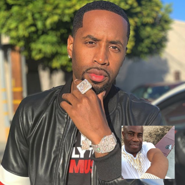 Safaree Samuels Lashes Out At People Who Killed His Uncle 'They Sent In A Girl To Poison Him, Rot In Hell!'