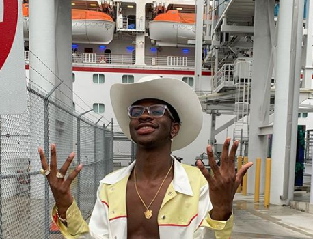 Lil Nas X Cancels 2 Shows, Says He's Taking Time Off