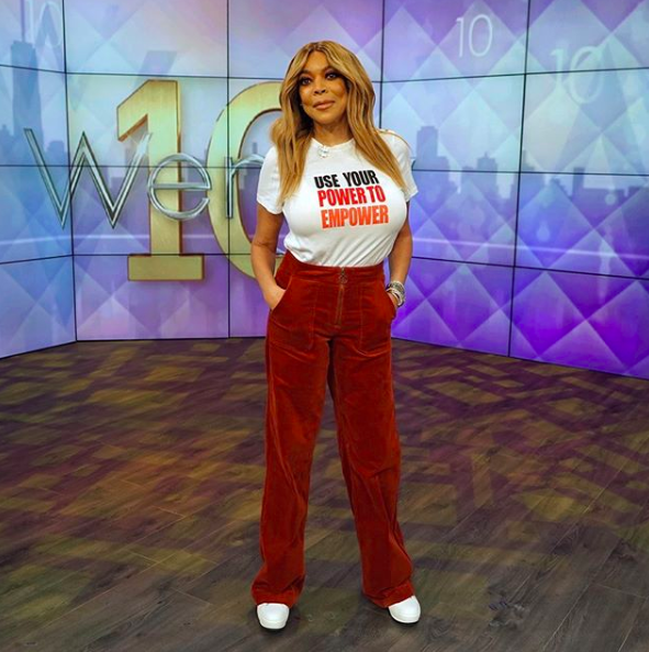 Wendy Williams Is Selling Home She Shared W/ Ex Kevin Hunter