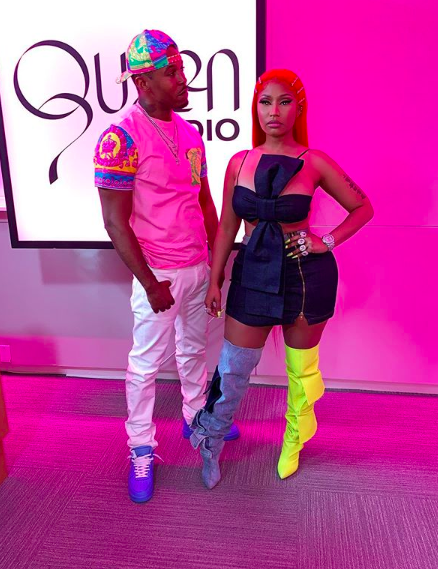 Nicki Minaj Will Hyphenate Boyfriend's Last Name After Getting Married