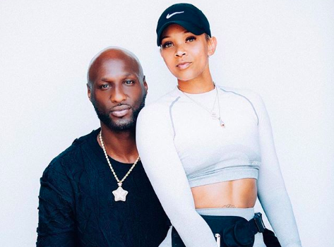 Lamar Odom Debuts New Rumored Girlfriend Sabrina Parr [Photos]