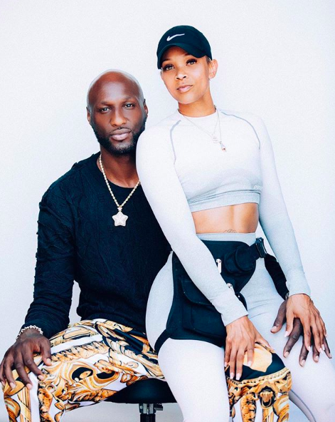 EXCLUSIVE: Lamar Odom & Girlfriend Sabrina Parr Address Rumors That Their Relationship Is Fake – 'He Is Just Trying To Move On'