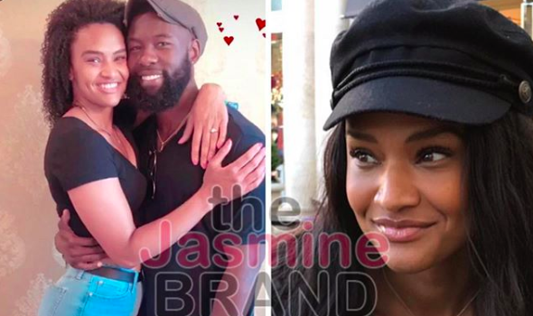 Actor Trevante Rhodes Allegedly Engaged To Girlfriend Mara Wright