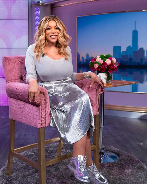 Wendy Williams Says She 'Likes' Rumors of Her Show Being Canceled: It Makes Me Giggle