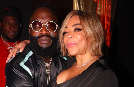 Wendy Williams Hangs Out With Rick Ross Until 1AM 'Can't Wait To See You Again'