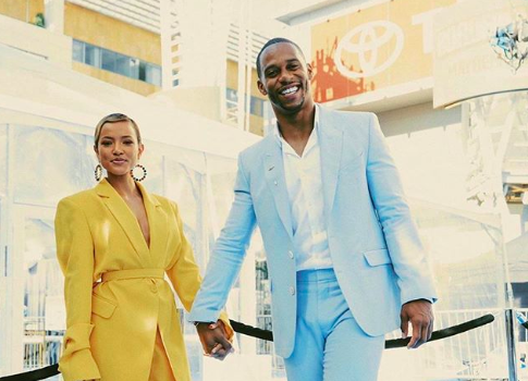Victor Cruz Professes His Love For Karrueche Tran 'I Still Get Butterflies Everytime I Think About My Lady'