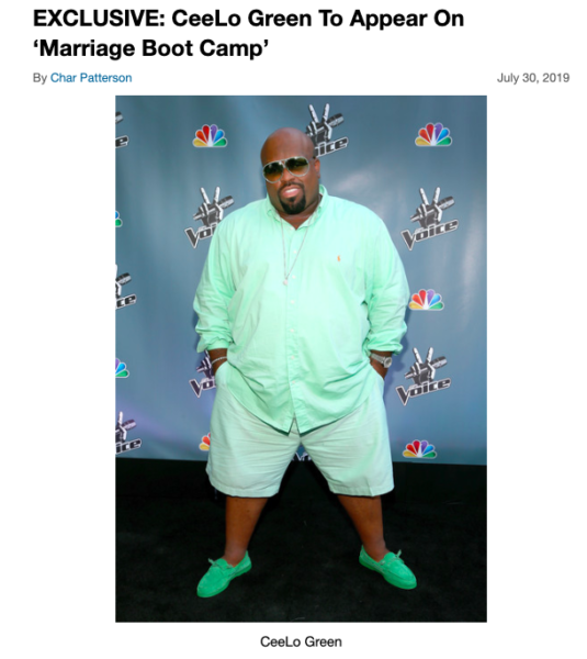 EXCLUSIVE: Styles P & His Wife Join 'Marriage Boot Camp