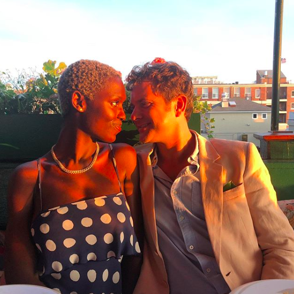 Jodie Turner-Smith Seemingly Reacts To Criticism About Her Alleged Marriage To Actor Joshua Jackson: U Mad?
