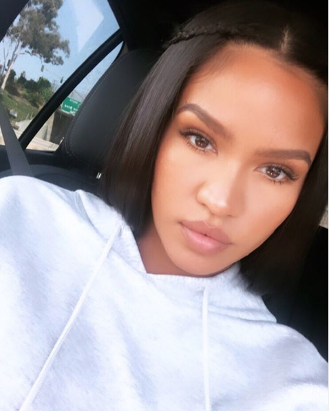 Cassie Shows Off Her Growing Baby Bump [VIDEO]