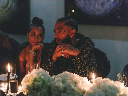 Lauren London Can't Talk About Her Last Day With Nipsey Hussle: I Haven't Gotten To Digest The Fullness Of It Because It's Overwhelming