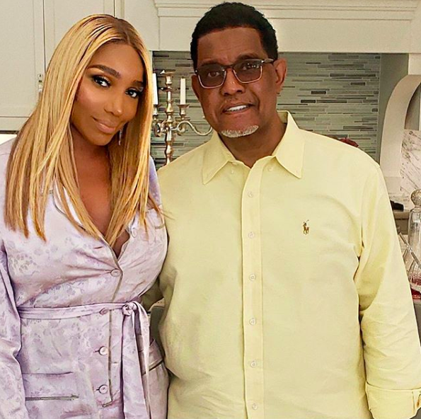 Gregg Leakes Defends Wife NeNe Leakes: All You Impostors Riding Off Me To Stay Relevant