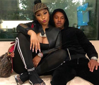 Nicki Minaj & Kenneth Petty Are Married! [VIDEO]