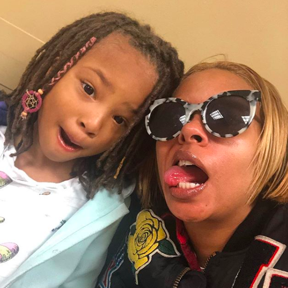 Eva Marcille Legally Changed Daughter's Last Name To Her Husband's: I Raised Her As A Single Mom
