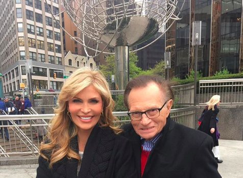 Larry King's Estranged Wife Breaks Silence On Divorce 'I Had No Idea This Was Coming'