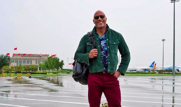 The Rock Surpasses 200 Million Followers On Instagram, Now The Most Followed Man In America