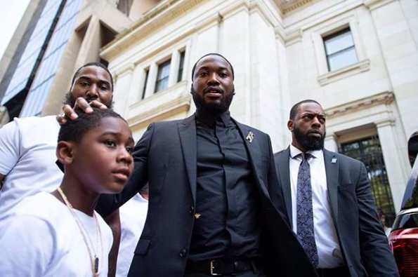 Meek Mill Is Officially Off Probation!