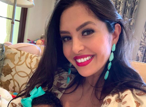 Kobe & Vanessa Bryant's Youngest Daughter Capri Turns One!