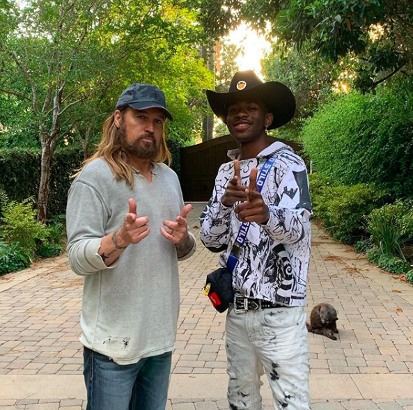 "Lil Nas X & Billy Ray Cyrus' ""Old Town Road"" Gets CMA Nomination"
