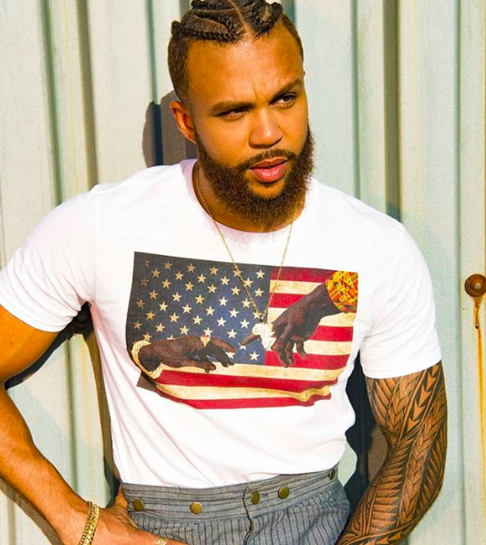 Jidenna Says He'd Be Open To His Wife Being w/ Other Men: I'm Not Trippin' Off That, That Doesn't Kill Me